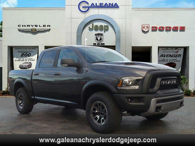 2018 Ram 1500 Crew Cab 4x4, Pickup #D81145 - photo 1
