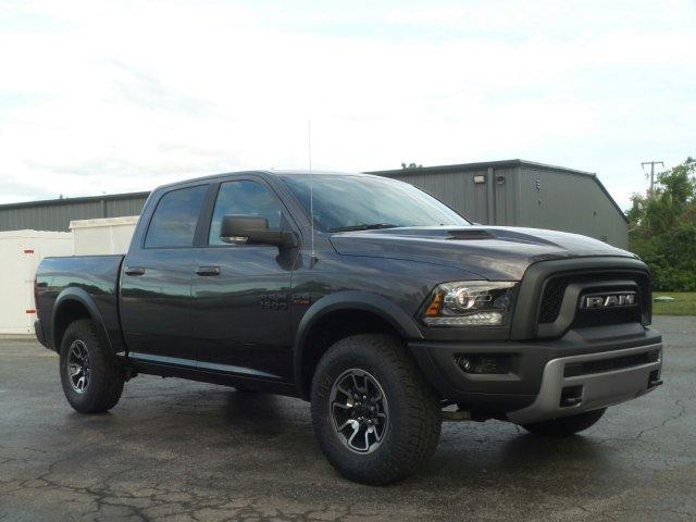 2018 Ram 1500 Crew Cab 4x4, Pickup #D81145 - photo 3