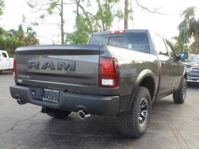 2018 Ram 1500 Crew Cab 4x4, Pickup #D81145 - photo 2