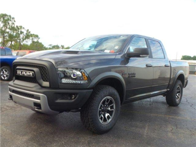2018 Ram 1500 Crew Cab 4x4, Pickup #D81145 - photo 7