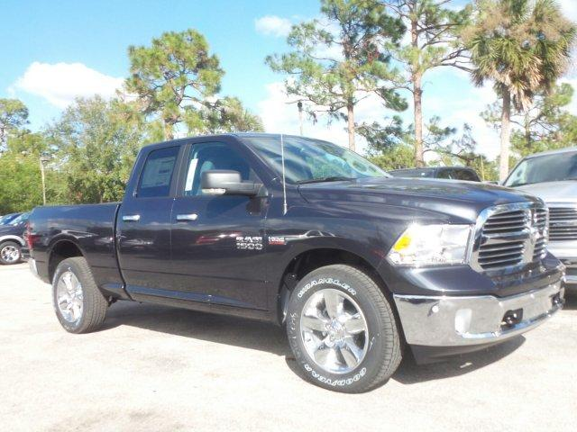 2018 Ram 1500 Quad Cab 4x4, Pickup #D81153 - photo 3