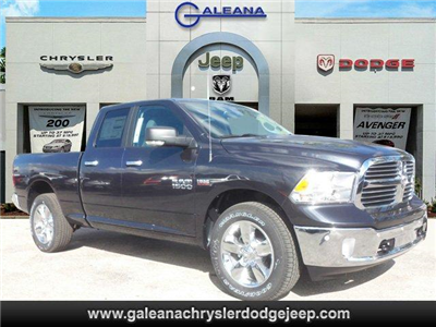 2018 Ram 1500 Quad Cab 4x4, Pickup #D81153 - photo 1