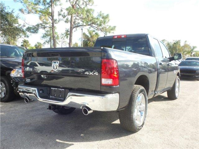 2018 Ram 1500 Quad Cab 4x4, Pickup #D81153 - photo 2