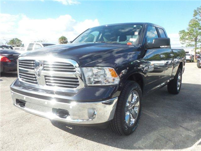 2018 Ram 1500 Quad Cab 4x4, Pickup #D81153 - photo 7