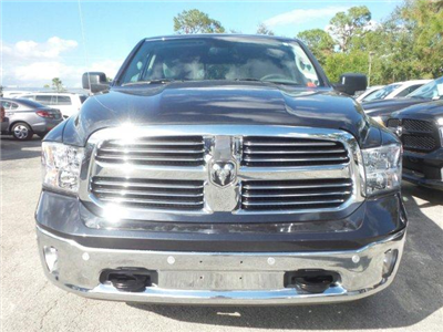 2018 Ram 1500 Quad Cab 4x4, Pickup #D81153 - photo 8