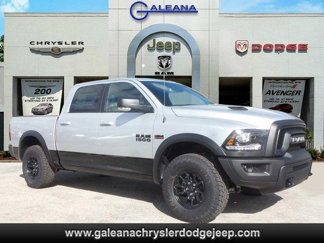 2018 Ram 1500 Crew Cab 4x4,  Pickup #D81154 - photo 1