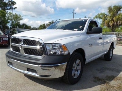 2018 Ram 1500 Regular Cab,  Pickup #D81174 - photo 7