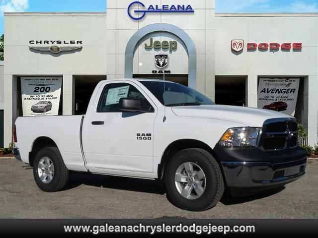 2018 Ram 1500 Regular Cab, Pickup #D81176 - photo 1