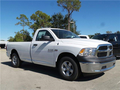 2018 Ram 1500 Regular Cab, Pickup #D81197 - photo 3
