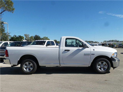 2018 Ram 1500 Regular Cab, Pickup #D81197 - photo 4
