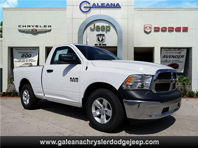2018 Ram 1500 Regular Cab 4x2,  Pickup #D81199 - photo 1
