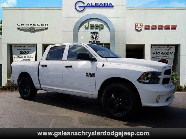 2018 Ram 1500 Crew Cab,  Pickup #D81251 - photo 1