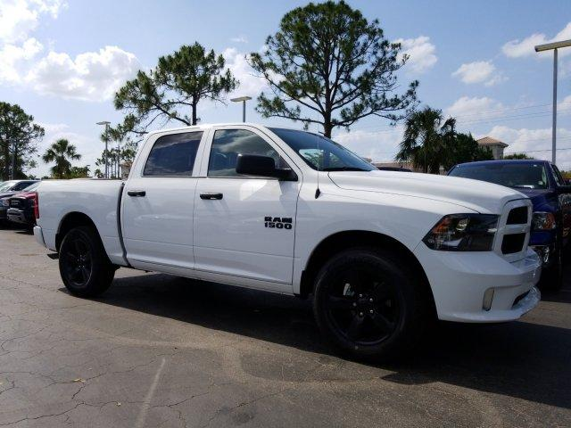 2018 Ram 1500 Crew Cab,  Pickup #D81251 - photo 3