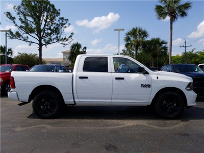 2018 Ram 1500 Crew Cab,  Pickup #D81251 - photo 4