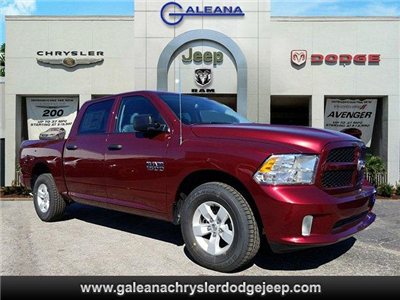 2018 Ram 1500 Crew Cab, Pickup #D81262 - photo 1