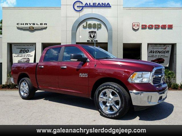 2018 Ram 1500 Crew Cab 4x4,  Pickup #D81272 - photo 1