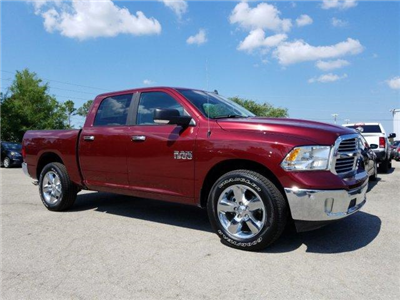 2018 Ram 1500 Crew Cab 4x4,  Pickup #D81272 - photo 3