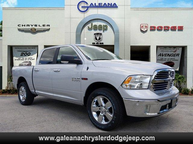 2018 Ram 1500 Crew Cab 4x4,  Pickup #D81294 - photo 1