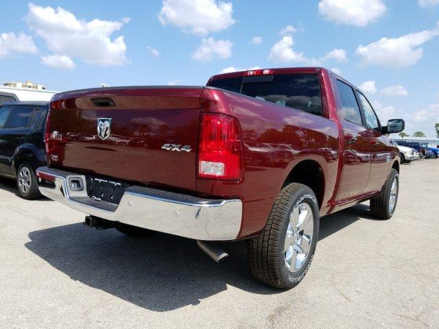 2018 Ram 1500 Crew Cab 4x4, Pickup #D81303 - photo 2