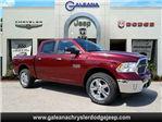 2018 Ram 1500 Crew Cab 4x4, Pickup #D81303 - photo 1