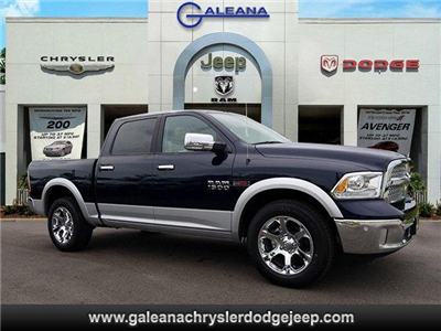 2018 Ram 1500 Crew Cab 4x4,  Pickup #D81304 - photo 1