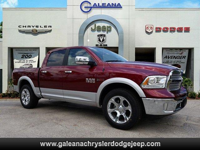 2018 Ram 1500 Crew Cab 4x4, Pickup #D81311 - photo 1