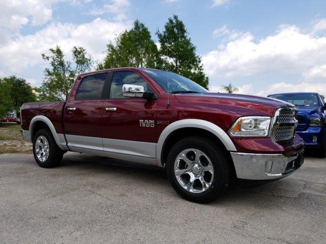 2018 Ram 1500 Crew Cab 4x4, Pickup #D81311 - photo 3