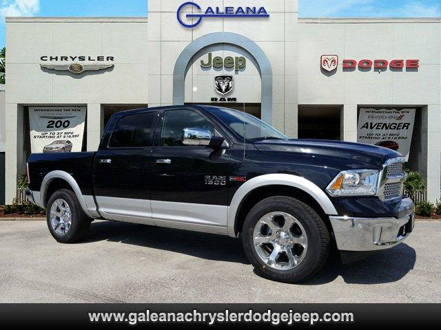 2018 Ram 1500 Crew Cab 4x4,  Pickup #D81312 - photo 1