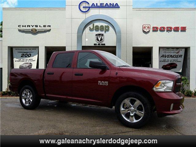 2018 Ram 1500 Crew Cab 4x2,  Pickup #D81333 - photo 1