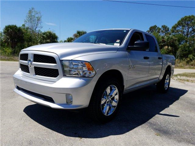 2018 Ram 1500 Crew Cab 4x2,  Pickup #D81342 - photo 7
