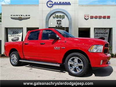 2018 Ram 1500 Crew Cab 4x2,  Pickup #D81404 - photo 1