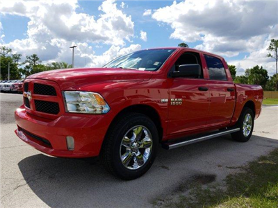 2018 Ram 1500 Crew Cab 4x2,  Pickup #D81404 - photo 7