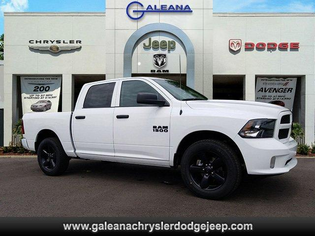 2018 Ram 1500 Crew Cab 4x2,  Pickup #D81419 - photo 1