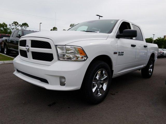 2018 Ram 1500 Crew Cab 4x2,  Pickup #D81427 - photo 7