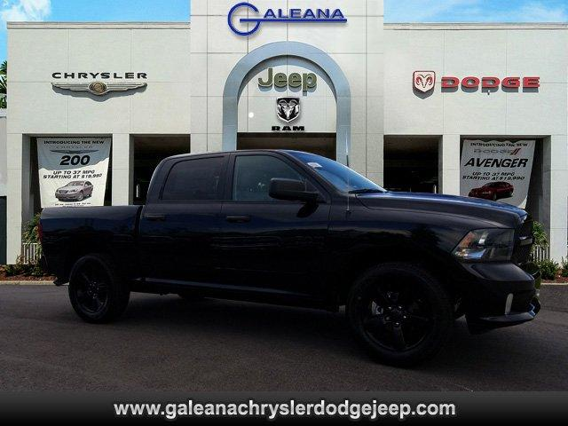 2018 Ram 1500 Crew Cab 4x2,  Pickup #D81467 - photo 1