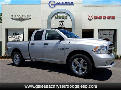 2018 Ram 1500 Quad Cab 4x2,  Pickup #D81485 - photo 1