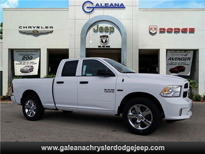 2018 Ram 1500 Quad Cab 4x2,  Pickup #D81491 - photo 1