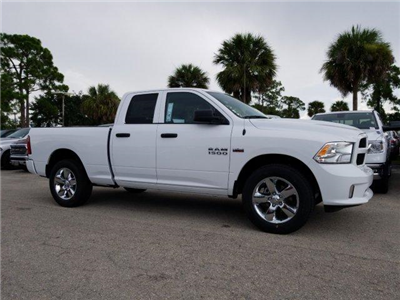 2018 Ram 1500 Quad Cab 4x2,  Pickup #D81491 - photo 3