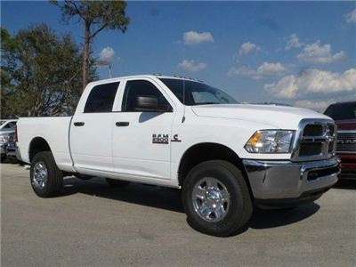 2018 Ram 2500 Crew Cab 4x4, Pickup #D82511 - photo 3