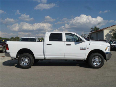 2018 Ram 2500 Crew Cab 4x4, Pickup #D82511 - photo 4
