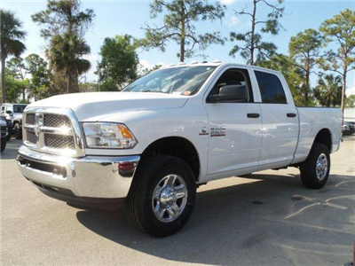 2018 Ram 2500 Crew Cab 4x4, Pickup #D82511 - photo 7