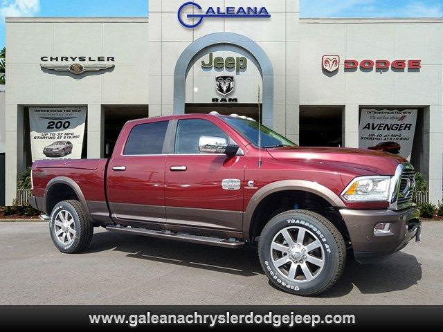 2018 Ram 2500 Crew Cab 4x4,  Pickup #D82525 - photo 1