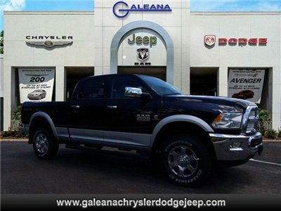 2018 Ram 2500 Crew Cab 4x4,  Pickup #D82531 - photo 1