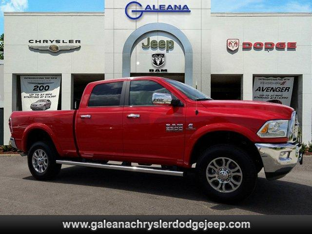 2018 Ram 2500 Crew Cab 4x4,  Pickup #D82539 - photo 1