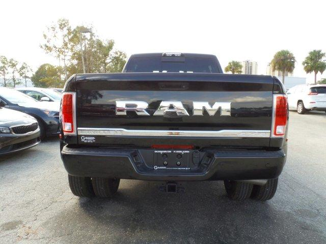 2018 Ram 3500 Mega Cab DRW 4x4 Pickup #D83502 - photo 5