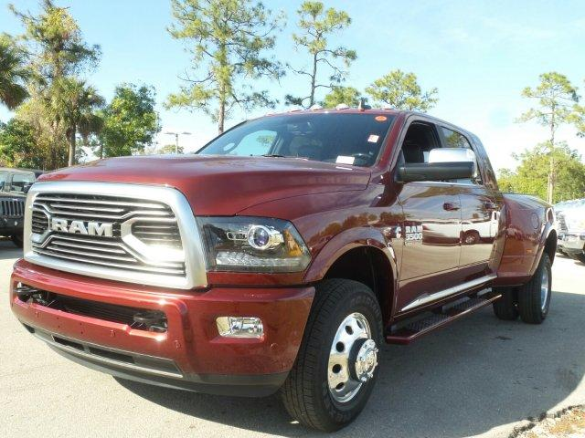 2018 Ram 3500 Mega Cab DRW, Pickup #D83503 - photo 7