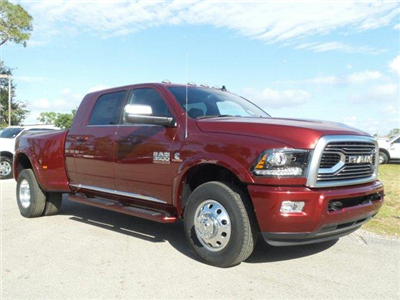 2018 Ram 3500 Mega Cab DRW, Pickup #D83503 - photo 3