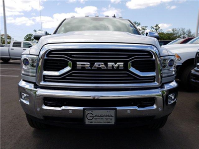 2018 Ram 3500 Crew Cab 4x4,  Pickup #D83514 - photo 8