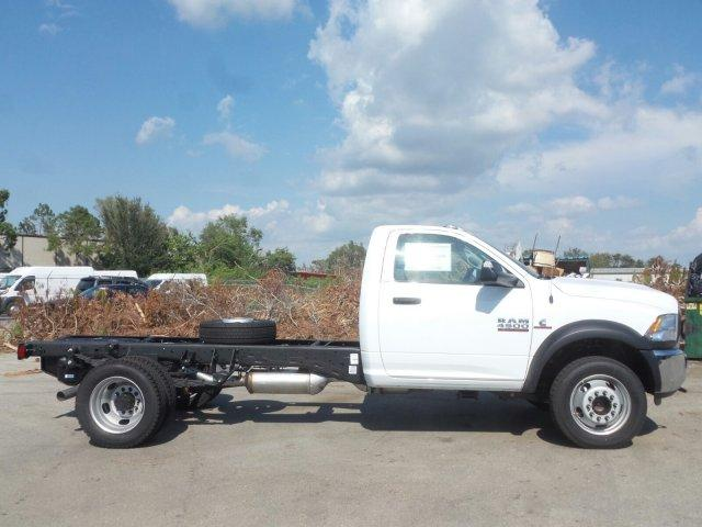 2018 Ram 4500 Regular Cab DRW 4x4 Cab Chassis #D84500 - photo 4