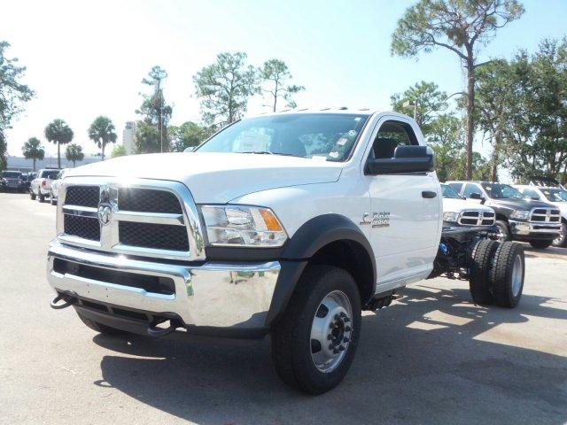 2018 Ram 4500 Regular Cab DRW 4x4 Cab Chassis #D84500 - photo 6